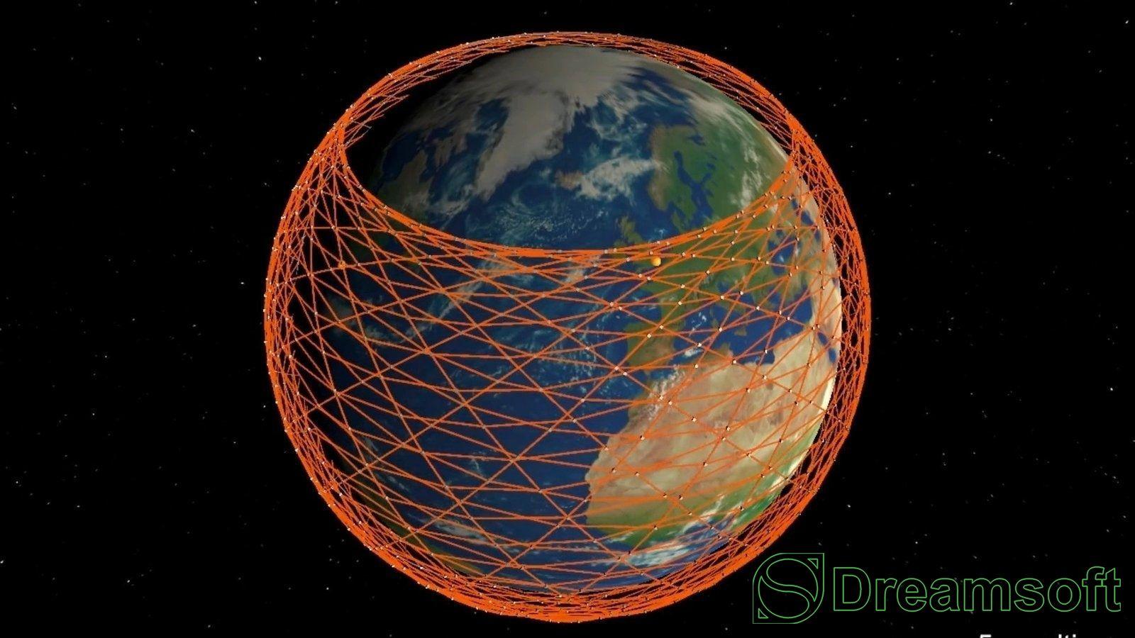 Starlink: 2027 онд пиццаны хэмжээтэй антеннаар дэлхийн хаанаас ч интернэтэд холбогдоно